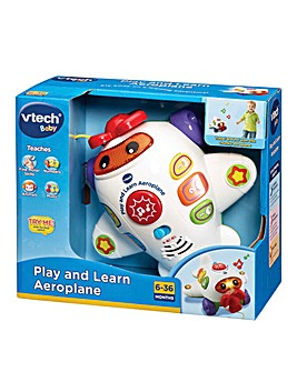 V-Tech Play & Learn Aeroplane