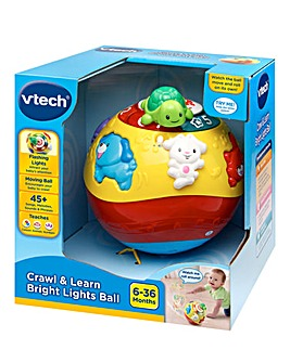 V-Tech Crawl and Learn Bright Lights Ball