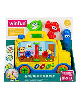 Winfun Junior Builder Tool Truck