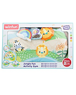 Winfun Jungle Fun Activity Gym