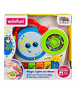 Winfun Magic Lights DJ Mixer