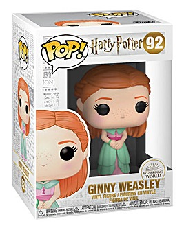 POP! Figure: Harry Potter-Ginny Weasley