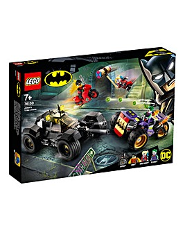 LEGO DC Superheroes Batman Joker's Trike Chase - 76159
