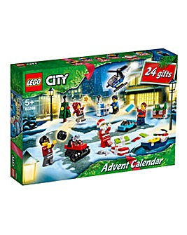 LEGO City Advent Calendar - 60268