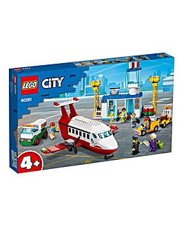 LEGO City Airport Central Airport - 60261