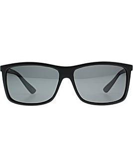 Polaroid Rectangle Sunglasses