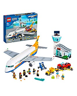 LEGO City Airport Central Passenger Airport - 60262