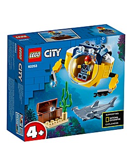 LEGO City Ocean Mini-Submarine - 60263