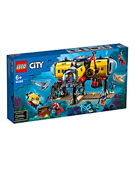 LEGO City Ocean Exploration Base - 60265