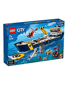 LEGO City Ocean Exploration Ship - 60266