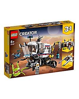 LEGO Creator 3in1 Space Rover Explorer - 31107
