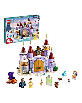 LEGO Disney Belle's Castle Winter Celebration - 43180