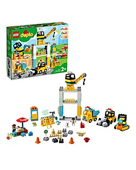 LEGO Duplo Tower Crane & Construction - 10933