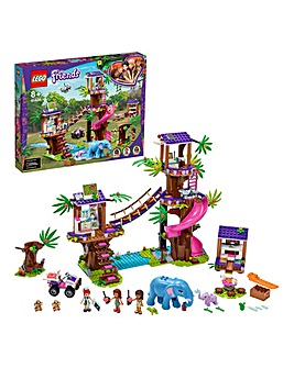 LEGO Friends Jungle Rescue Base - 41424