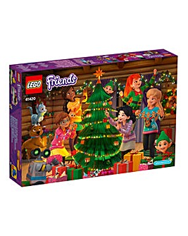 LEGO Friends Advent Calendar - 41420