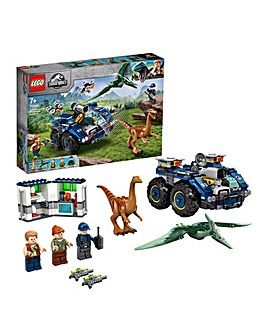 LEGO Jurassic World Galliminus Break Out