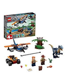 LEGO Jurassic World Velociraptor: Plane