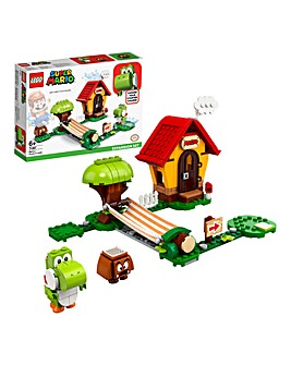 LEGO Mario's House & Yoshi Expansion Set - 71367