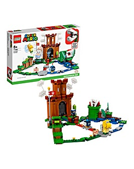 LEGO Mario Guarded Fortress Expansion Set - 71362