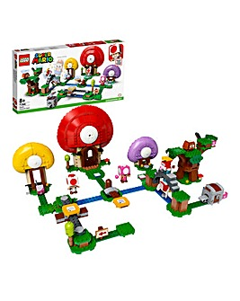 LEGO Mario Toad's Treasure Hunt Expansion Set - 71368