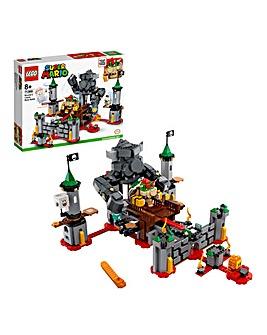 LEGO Mario Bowser's Castle Boss Battle Expansion Set - 71369