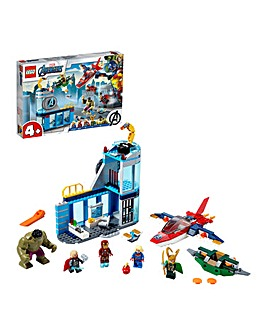 LEGO Marvel Avengers Wrath of Loki