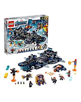 LEGO Marvel Avengers Helicarrier