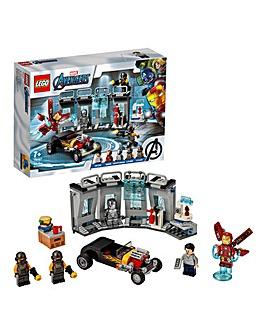 LEGO Marvel Avengers Iron Man Armoury - 76167