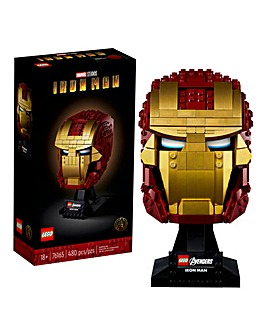 LEGO Marvel Avengers Iron Man Helmet - 76165