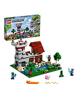 LEGO Minecraft The Crafting Box 3.0 - 21161