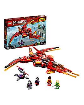 LEGO NINJAGO Legacy Kai Fighter - 71704