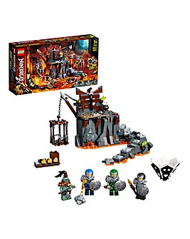 LEGO NINJAGO Journey to the Skull Dungeons - 71717