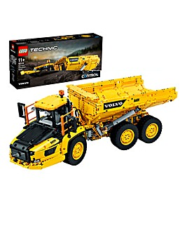 LEGO Technic 6x6 Volvo Articulated Hauler - 42114