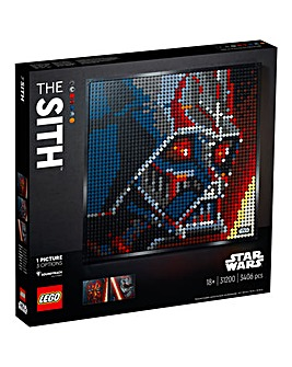 LEGO Art Star Wars The Sith - 31200