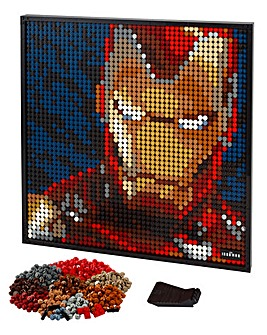 LEGO Art Marvel Studios Iron Man 3in1 - 31199