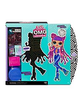 LOL Surprise OMG Doll S3- Disco Sk8er
