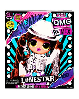 LOL Surprise OMG Remix Lonestar Doll