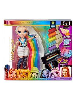 Rainbow High Hair Studio Doll