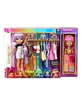 Rainbow High Fashion Studio Doll