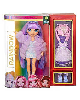 Rainbow High Doll - Violet Willow