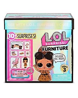 LOL Surprise Furniture-School Office