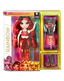 Rainbow High Doll - Ruby Anderson