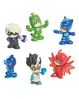 PJ Masks Night Time Micros Multi Figure Pack