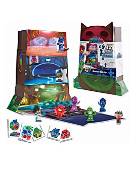 PJ Masks Night Time Micros Mystery HQ Box Set