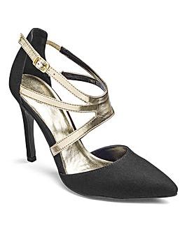 Lovedrobe Court Shoe D Fit