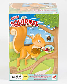Jumping Squirrel Game