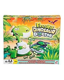 Freaky Dinosaur Doctor Game