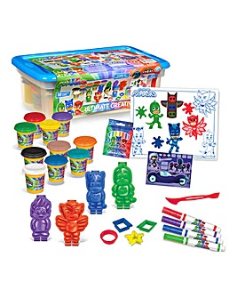 PJ Masks Ultimate Creative Tub e4943e941c52
