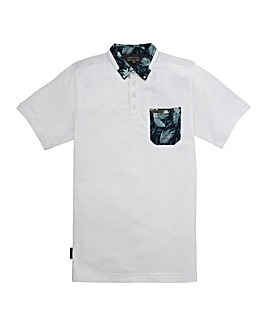 Voi Kansas White Polo Regular