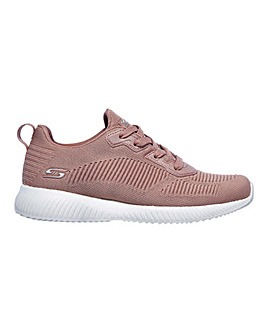 Skechers Bobs Squad Trainers Wide Fit
